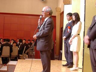 2010/05/03 森先生 挨拶