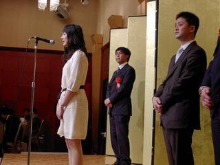 2010/05/03 主賓 室谷女流三段