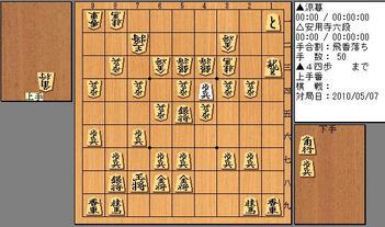 2010/05/03 安用寺六段指導